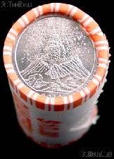 2012-D Hawaii Volcanoes National Park Quarters Bank Wrapped Roll 40 Coins GEM BU