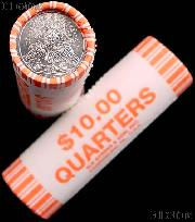 2012 P & D Hawaii Volcanoes National Park Quarter Bank Wrapped Rolls 80 Coins GEM BU