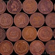 1864 Indian Head Cent BRONZE - Better Date Filler
