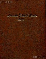 Dansco Lincoln Shield Cents Album 2010 - Date # 7104