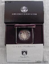 1989-S United States Congress Bicentennial Commemorative Proof Silver Dollar