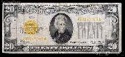 Twenty Dollar Bill Gold Certificate Series 1928 US Currency Good or Better
