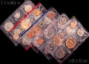 Official U.S. Mint Souvenir Sets - Mixed Dates