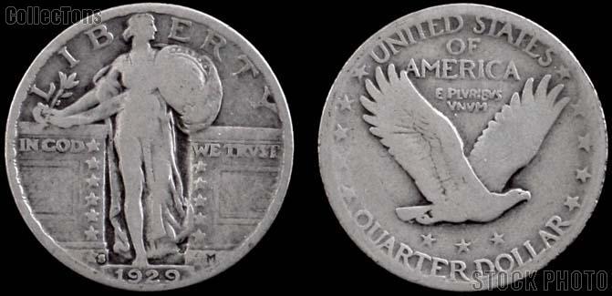 Standing Liberty Quarter 1917-1930 Variety 2