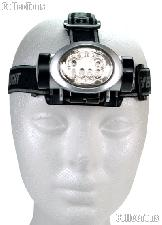Headlamp 8 LED Head Lamp with 4 Settings