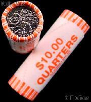2012 P & D Alaska Denali National Park Quarter Bank Wrapped Rolls 80 Coins GEM BU