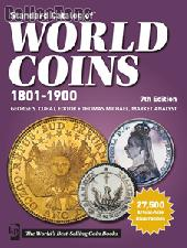 Krause Standard Catalog of World Coins 1801-1900 7th Edition - Paperback