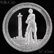 2013-S Ohio Perry's Victory and International Peace Memorial National Park Quarter GEM SILVER PROOF America the Beautiful
