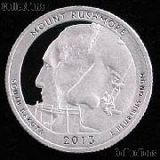 2013-S South Dakota Mount Rushmore National Park Quarter GEM SILVER PROOF America the Beautiful