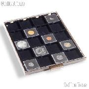 Lighthouse Coin Case for 2x2 & QUADRUM Holders MB20M Black