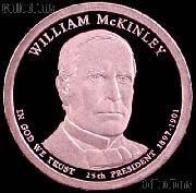 2013-S William McKinley Presidential Dollar GEM PROOF Coin