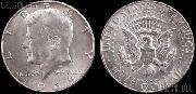 Kennedy 40% Silver Half Dollar (1965-1970) One Coin G+ Condition