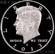 2013-S Kennedy Half Dollar * GEM Proof 2013-S Kennedy Proof