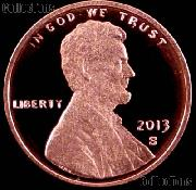 2013-S Lincoln Shield Cent * PROOF Lincoln Union Shield Penny