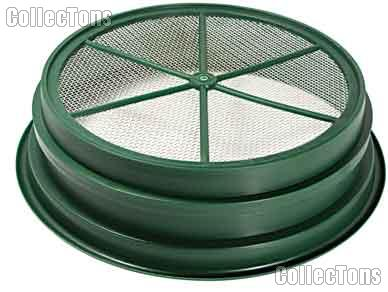 """Gold Classifier 1/8"""" Sifter - Gold Panning Equipment for Prospecting"""