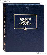 Sacagawea Golden Dollars Whitman Classic Album #2234