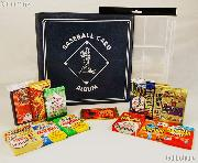 Baseball Card Collecting Starter Set / Kit MLB with 12 Baseball Card Packs, Binder, & Pages