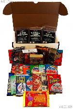 Baseball Card Collecting Starter Set / Kit MLB with 15 Baseball Card Packs, Sleeves, & Storage Box
