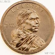2013-P Native American Dollar BU 2013 Sacagawea Dollar SAC