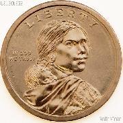 2013-P Native American Dollar BU 2013 Sacagawea Dollar SAC