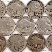 1915 Buffalo Nickel BETTER DATE Filler