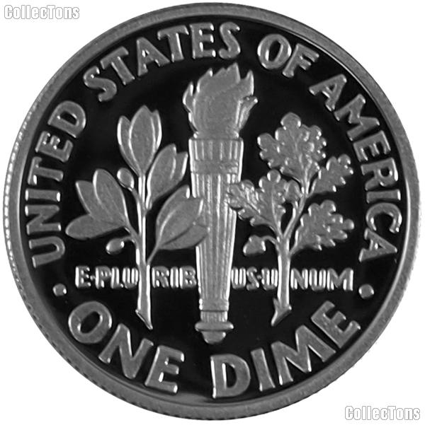 2013-S Roosevelt Dime SILVER PROOF 2013 Dime Silver Coin