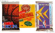 Basketball Cards NBA 3 Different Sealed Packs of Trading Cards