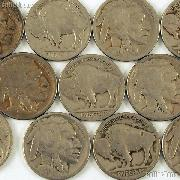 1920-S Buffalo Nickel BETTER DATE Filler