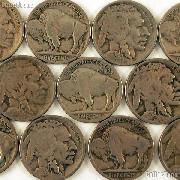 1926-D Buffalo Nickel BETTER DATE Filler
