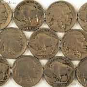 1925-S Buffalo Nickel BETTER DATE Filler