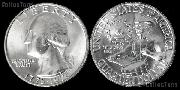 1976 Washington BICENTENNIAL Silver Clad Quarter One Coin Brilliant Uncirculated Condition