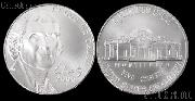 Jefferson Nickel (2006-Date) One Coin Brilliant Uncirculated Condition