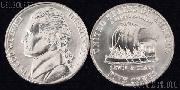 Jefferson Nickel KEELBOAT Design from Westward Journey Series (2004) One Coin Brilliant Uncirculated Condition
