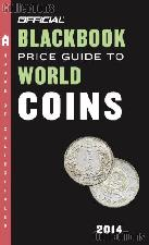 2014 Official Blackbook Price Guide to World Coins by Hudgeons - Paperback
