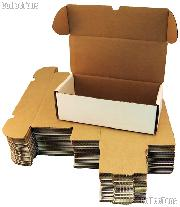 Sports Cards Storage Box by BCW 500 Count Cardboard Storage Box