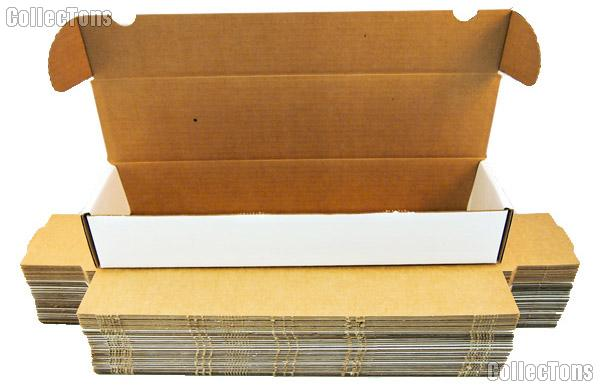 Sports Cards Storage Box 930 Count BUNDLE of 50 by BCW Cardboard Storage Box