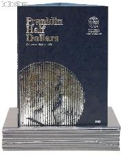 Whitman Franklin Half Dollars Folder 48-63 Folder 9032