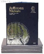 Whitman Jefferson Nickels 1938-1961 Folder 9009