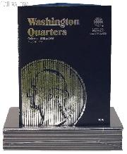 Whitman Washington Quarters 1932-1947 Folder 9018