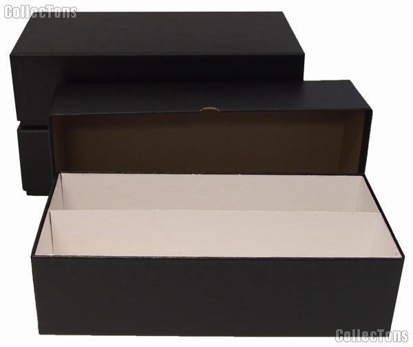 "Heavy Duty 12"" Double Row Box for Slab Coin Holders"
