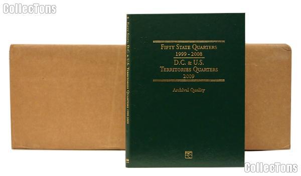 Littleton State, Territory & D.C. Quarters Folder LCF3T