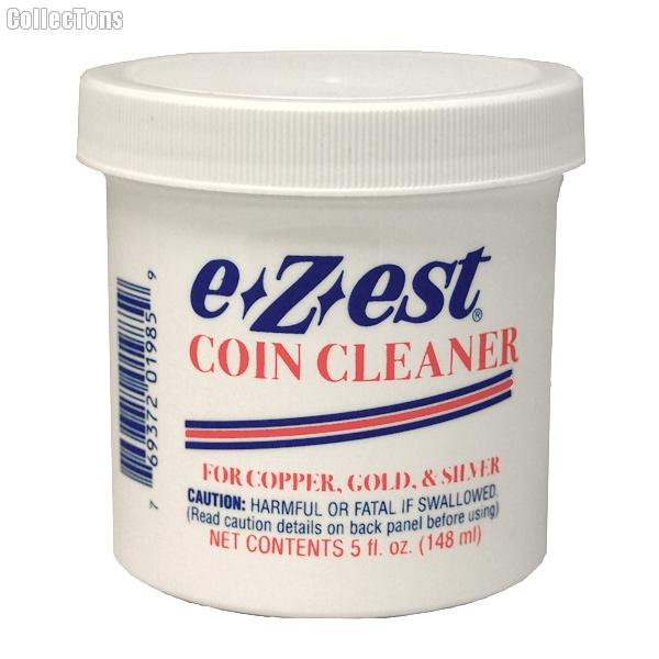 E-Z-EST Jeweluster 5 oz. Gold Silver Coin Cleaner