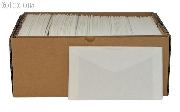1,000 Glassine Envelopes #5