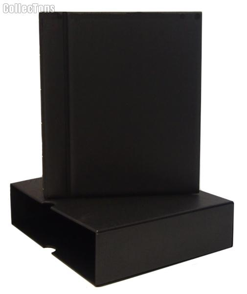 Lighthouse Vario-G Binder and Slipcase in Black