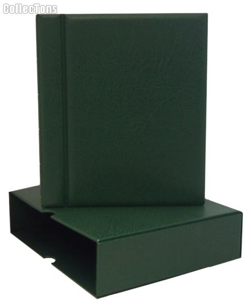 Lighthouse Vario-G Binder and Slipcase in Green