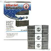 Hydrosorbent Silica Gel Dehumidifier Desiccant - 900 Gram