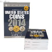 Whitman Blue Book United States Coins 2014 - Paperback