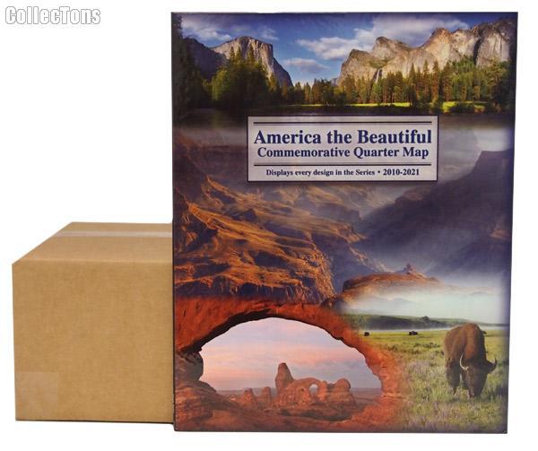 New Washington Quarters America/'s Beautiful National Parks Dansco Album #7148