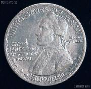 Hawaiian Sesquicentennial Silver Commemorative Half Dollar (1928) in XF+ Condition