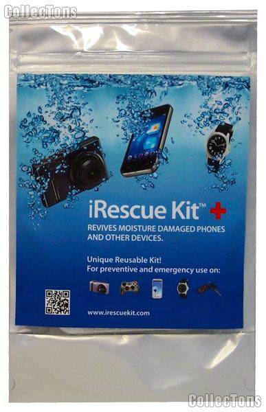 iRescue Kit Silica Gel Dehumidifier Desiccant 40 Gram Cell Phone Rescue Kit